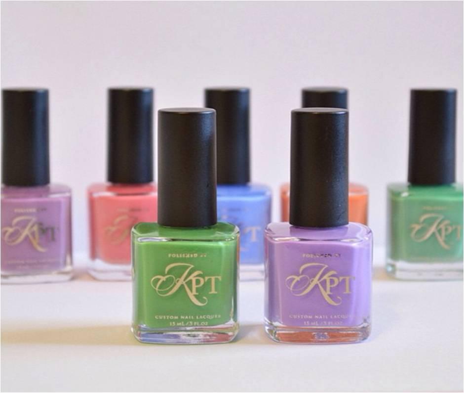 Polished by KPT New Basic Series Polishes and More! | nailedthepolish