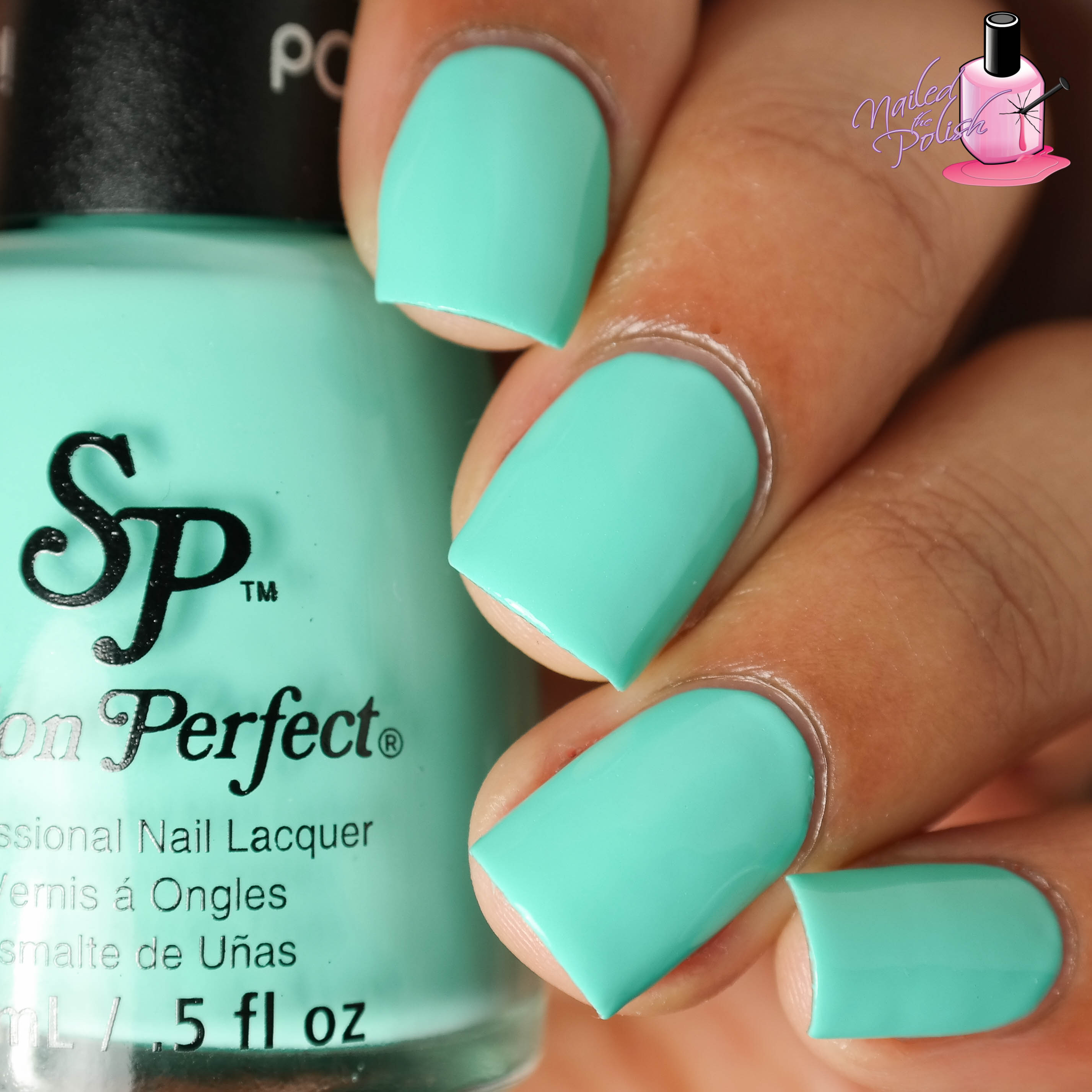 Salon Perfect Neon Pop! Collection | nailedthepolish