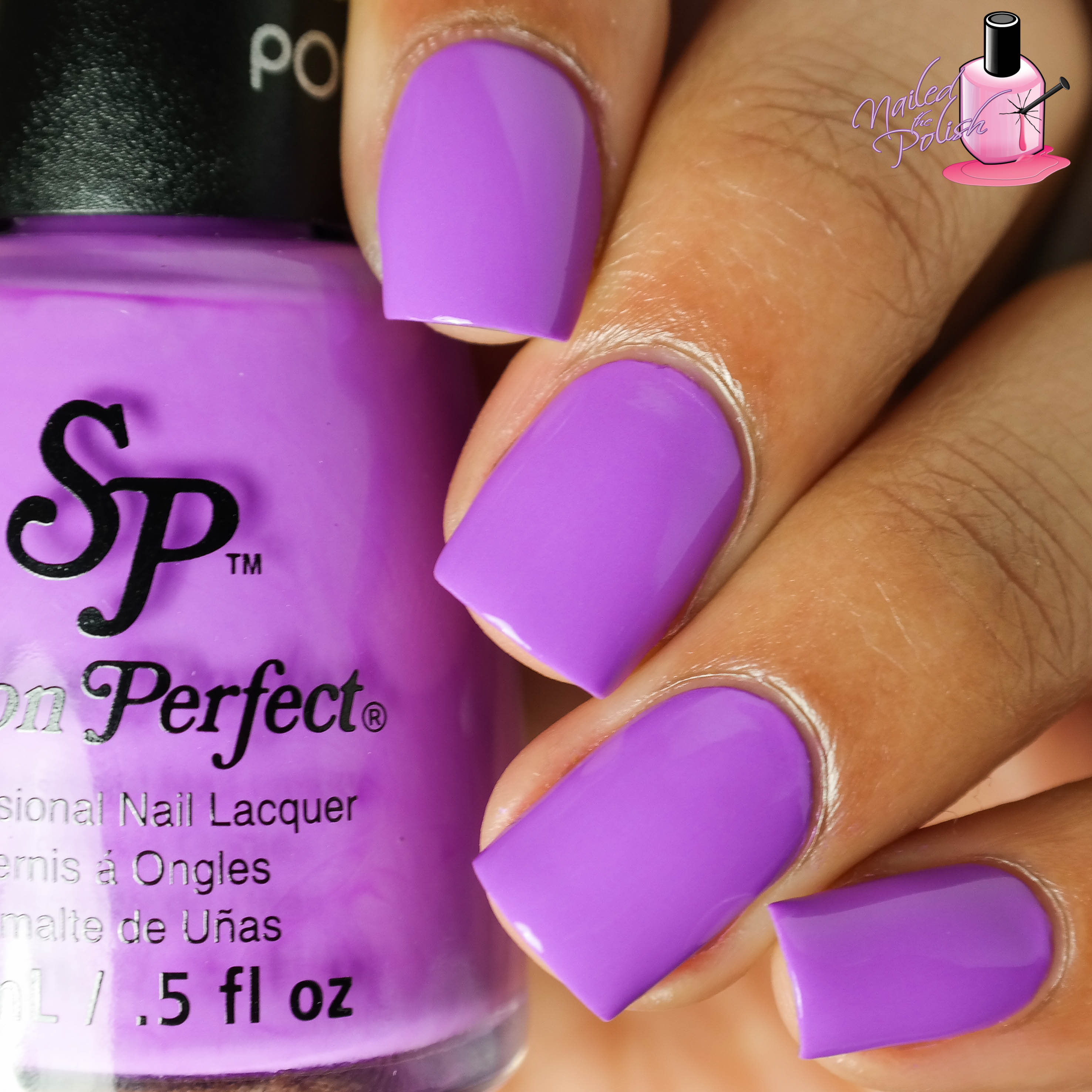 Salon Perfect Neon Pop! Collection | nailedthepolish