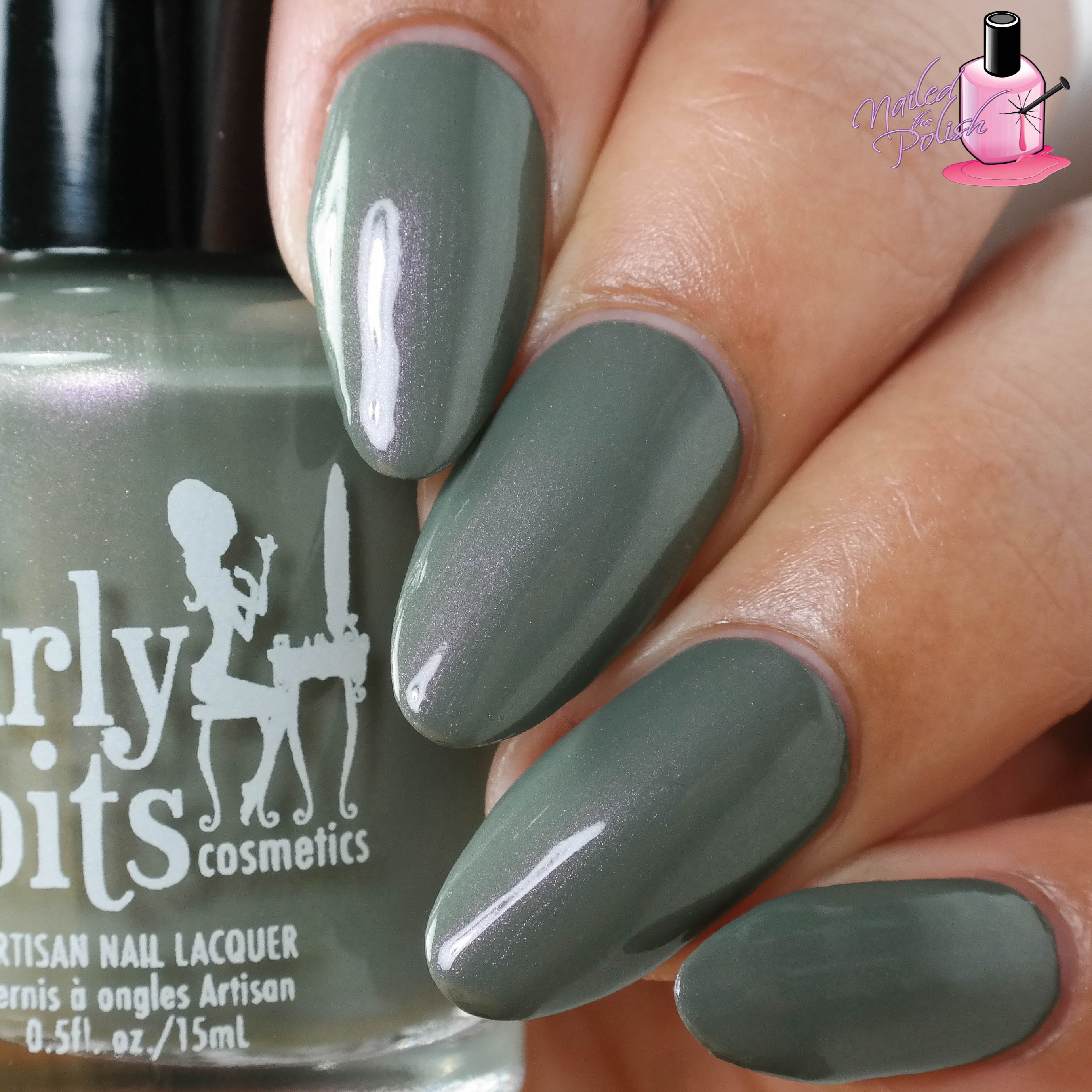 Girly Bits Cosmetics Hocus Pocus Fall 2015 Collection | nailedthepolish